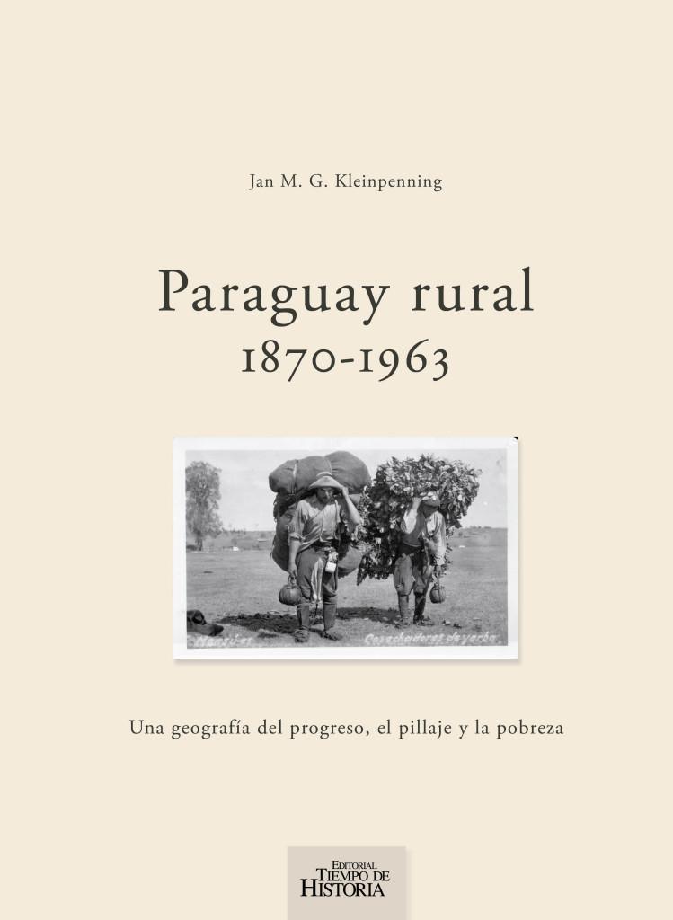 Book Cover: Paraguay rural 1870-1963