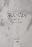 Book Cover: Francia Vol. I