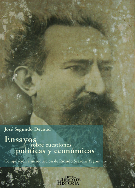 Book Cover: José Segundo Decoud