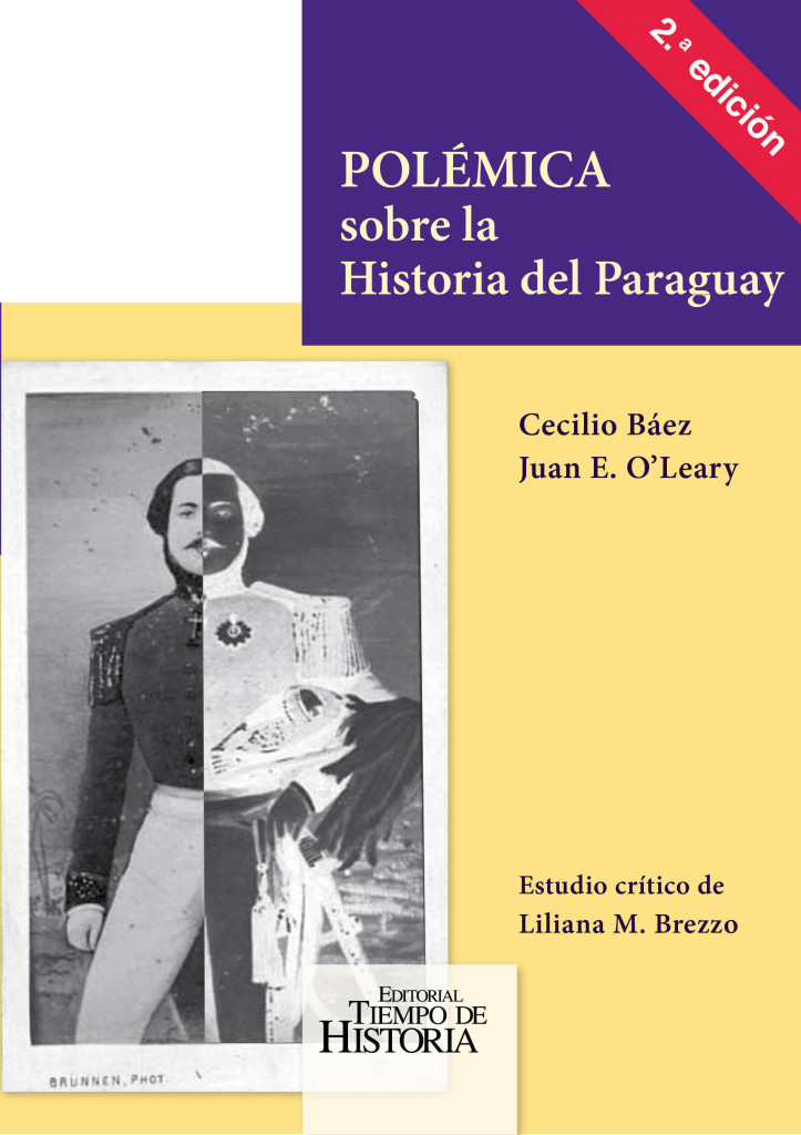 Book Cover: Polémica sobre la historia del Paraguay