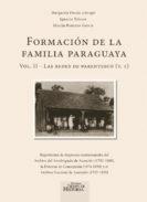 Book Cover: Formación de la familia paraguaya Vol. II