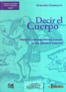 Book Cover: Decir el cuerpo