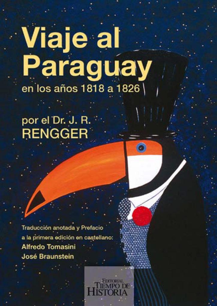 Book Cover: Viaje al Paraguay en los años 1818 a 1826