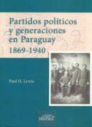 Book Cover: Partidos políticos y generaciones en Paraguay